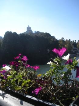 River Po - Capuccini Monastery