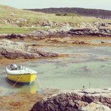 Barra, Boats